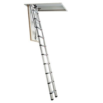 Лестница чердачная Alu Step 290 Profil 60 x 110 см
