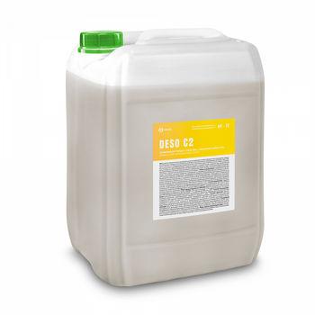 Deso C2 - Дезинфицирующее средство с моющим эффектом на основе ЧАС 19 л