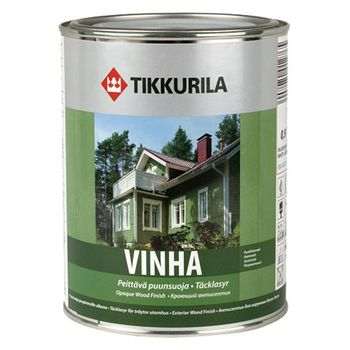 Tikkurila Краска Vinha VVA Полуматовая 0.9л