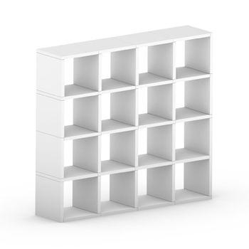 cumpără Etajeră Boon 1448x1448x330 mm,alb în Chișinău