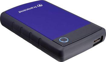 "2.0TB (USB3.1) 2.5"" Transcend ""StoreJet 25H3B"", Navy Blue"