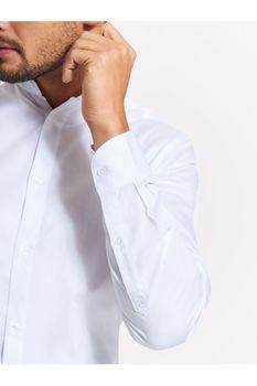 Рубашка TOP SECRET Белый SKL2456BI