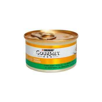 Gourmet Gold паштет с кроликом 85 gr