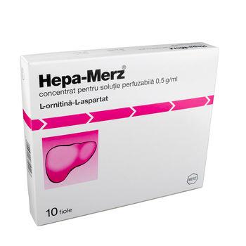 cumpără Hepa Merz 500mg/ml conc./sol. perf 10ml N10 în Chișinău