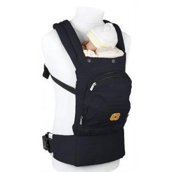 купить Рюкзак-кенгуру BabyGo Kangoo Active Air Black в Кишинёве