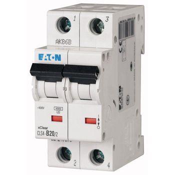 Eaton Автоматический выключатель CLS4-C20A 2P