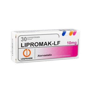 cumpără Lipromak-LF 10mg comp. film. N10x3 în Chișinău