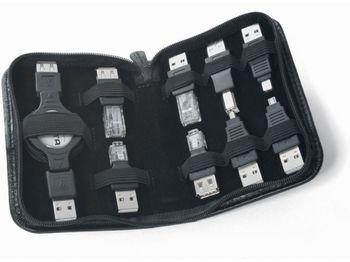 Dicota Gate , universal USB connectors set
