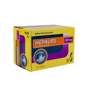 cumpără Hepaurs 300mg caps. N10x6 în Chișinău