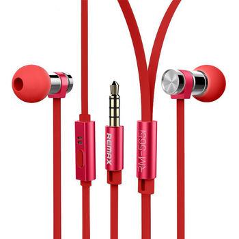 Наушники Remax RM-565i Red