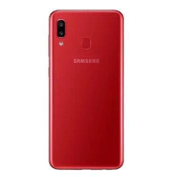 купить Samsung Galaxy A20 2019 3/32Gb Duos (SM-A205), Red в Кишинёве