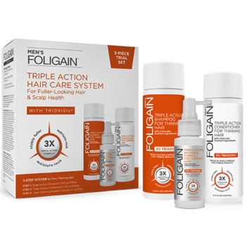 FOLIGAIN TRIAL SET MEN