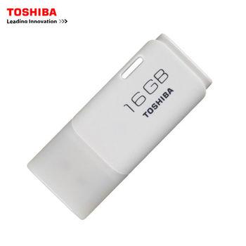 16GB USB2.0  Toshiba TransMemory U202, White, Compact and lightweight, Mini size (Read 16 MByte/s, Write 7 MByte/s)
