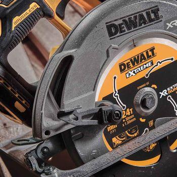 купить Ручна дискова пилка Dewalt DCS573NT в Кишинёве