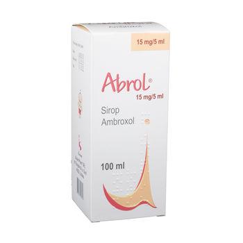 cumpără Abrol sirop 15mg/5ml 100ml în Chișinău