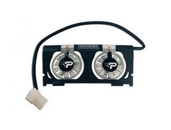 Patriot Memory Active Cooling Fan, 2 x fans 40mm, 5000rpm (ventilator pentru module de memorie/вентилятор для модулей памяти)