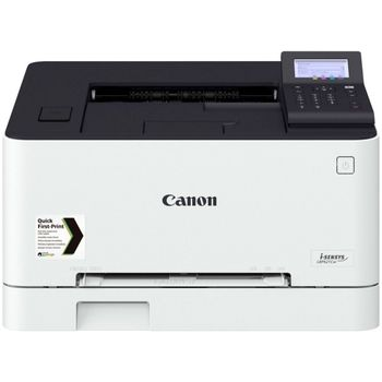 Printer Color Canon i-Sensys LBP-621Cw, Net, Wi-Fi,  A4, 18ppm, 1GB, 1200x1200dpi,  250+50 sheet tray, 5 Line LCD, UFRII, Max. 30k pages per month, Cart 054HBK/054 (3100/1500pages ) & 054HC/M/Y/054C/M/Y (2300/1200 pages )