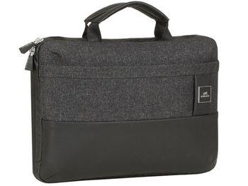"""купить 13.3"""" NB  bag - Rivacase 8823 Black Melange в Кишинёве"""