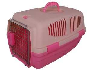 cumpără Переноска 081, для кошек и собак, пластиковая, 47,5*28,5*28см în Chișinău