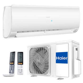 Кондиционер HAIER FLEXIS DC INVERTER AS50S2SF1FA / 1U50S2SM1FA WHITE