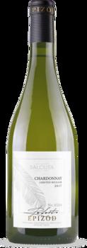 Вино Salcuta Epizod Chardonnay, белое сухое, 0.75 Л