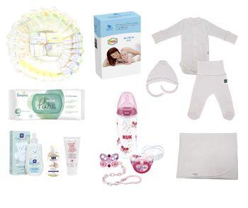 купить Набор для малыша Mamabox Baby Girl (13 ед.) в Кишинёве