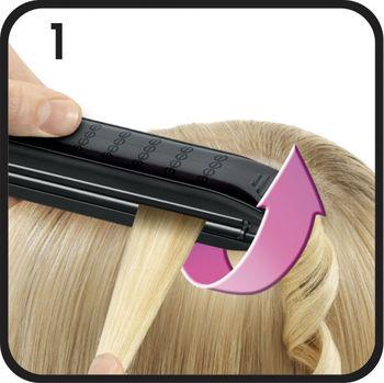 Щипцы для волос Rowenta SF4412