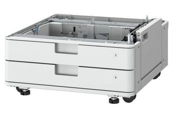 Cassette Feeding Unit- AP1 for iR35xxi - High Capacity Cassette Feeding module with 2x 550 sheet