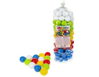 купить Мячики для для сухого бассейна, 100 штк в Кишинёве
