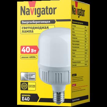 купить LED (40Wt) NLL-T120-40-230-840-E40 в Кишинёве