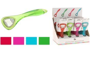 Открывалка для бутылок, ручка разных цветов