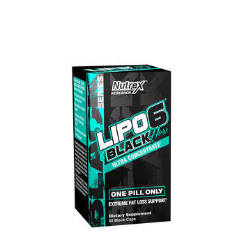 купить LIPO 6 BLACK HERS ULTRA 60 CAPS в Кишинёве