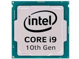 Процессор Intel Core i9-10900F 2,8-5,2 ГГц (10C / 20T, 20 МБ, S1200, 14-нм, без встроенной графики, 65 Вт)