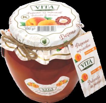 Dulceata de Piersic Vita 580 ml