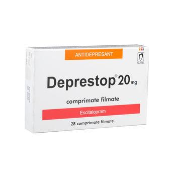 cumpără Deprestop 20mg comp. film. N14x2 în Chișinău