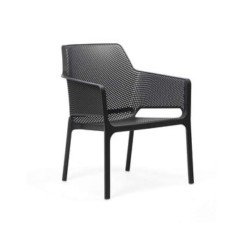 Кресло Nardi NET RELAX ANTRACITE 40327.02.000 (Кресло для сада и террасы)