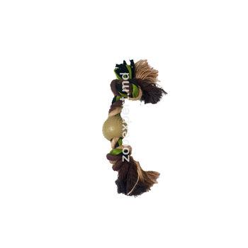 Кость веревочная с шаром  25 см