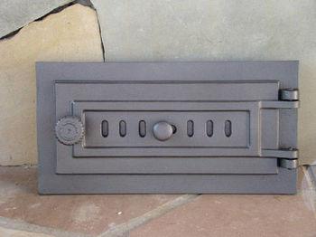 Дверца чугунная глухая правая DPK7