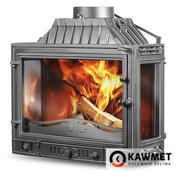 купить Каминная топка KAWMET W4 14,5 kW трехсторонняя в Кишинёве