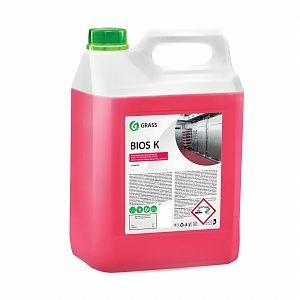 Высококонцентрированное щелочное средство Bios K 5,6кг