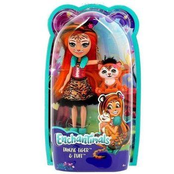 """купить Кукла Enchantimals """"Тигренок Тэнзи"""" в Кишинёве"""
