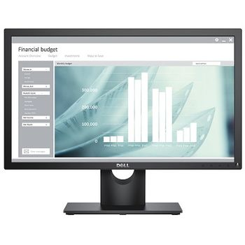 "21.5"" DELL LED E2218HN Black (5ms, 1000:1, 250cd, 1920x1080, VGA, HDMI,VESA )"