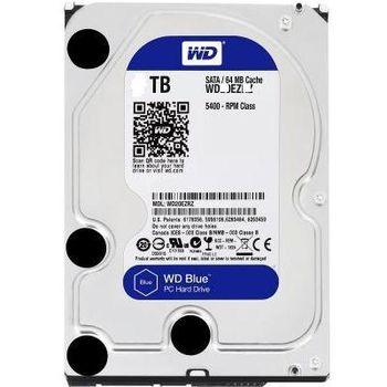 """2TB HDD 3.5"""" Western Digital WD20EZRZ Caviar® Blue™, 5400rpm, 64Mb, SATAIII"""