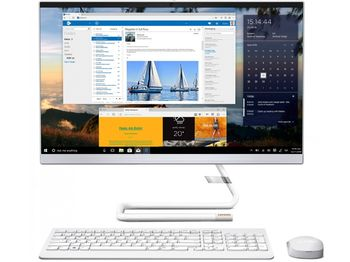 "Lenovo AIO IdeaCentre 3 27IMB0 White (27"" FHD IPS Core i7-10700T 2.0-4.5GHz, 16GB, 512GB, No OS)"