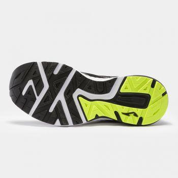 Беговые кроссовки JOMA - BORO 2101 BLACK LEMON FLUOR