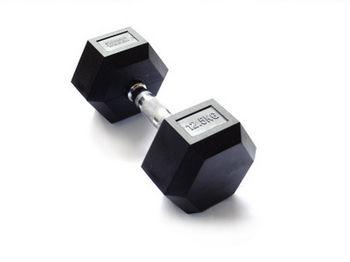 Гантель гексагональная 12.5 кг SPTM-42-5 (4223)