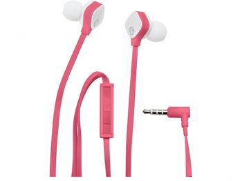 HP H2310 In-Ear stereo headset Fuchsia coral
