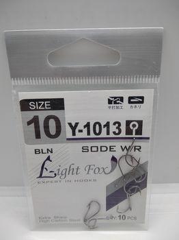 Крючки Light Fox Y-1013 Nr10, 10шт