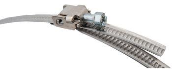 купить Хомут металический для вент.трубы Ø315mm QIP325 Europlast в Кишинёве