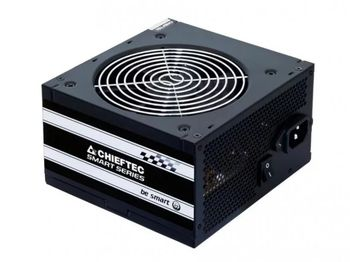 купить 500W ATX Power supply Chieftec GPS-500A8, 500W, Black в Кишинёве